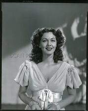 MARIA MONTEZ VINTAGE PHOTO ORIGINAL PORTRAIT #2 SUPERBE