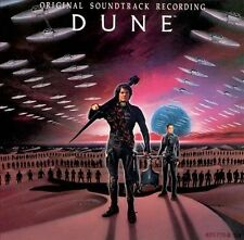 Dune [Original Motion Picture Soundtrack] by Toto (CD, 1993)
