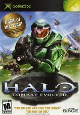 Halo: Combat Evolved  & Halo 2 (Xbox) - 2 VIDEO GAMES