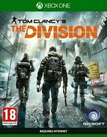 Tom Clancy's The Division Xbox One PRISTINE 1st Class FAST and FREE DELIVERY