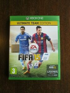 Fifa15 Ultimate Team Edition (Xbox One game  by EA sports)