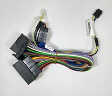 GENUINE VW SEAT NEMESIS PHONE KIT 40 PIN QUAD LOCK DIRECT MUTE WIRING HARNESS