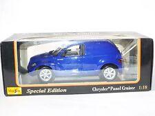 Maisto 1:18 Die Cast Chrysler Panel Cruiser Special Edition 31618