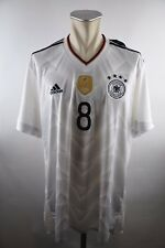 Germania DFB Maglia #8 Kroos TG. XXL ADIDAS HOME GERMANY confed cup 2017 2xl