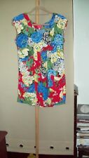 WOMENS SUMMER DRESS  SIZE 12.  LABEL  JOULES
