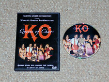 Women's Chaotic Pro Wresting: Queens of Chaos DVD 2005 Becky Lynch