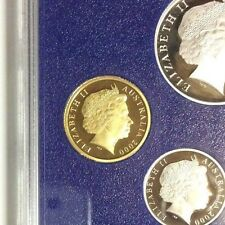 2000 $2 Proof coin ex proof set in 2 x 2