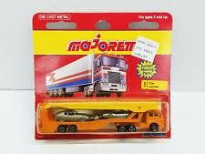 New ListingVintage Majorette Semi Truck Car Carrier Transport #319, Nip