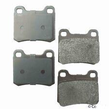New OPparts Semi Met Disc Brake Pad Set Rear D10998203BR2102 SFP500140