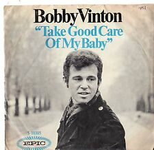 "Bobby Vinton - Take Good Care of My Baby 7"" Sgl 1960s"