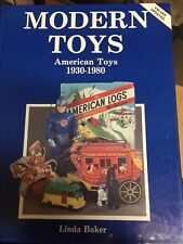 Modern Toys American 1930 to 1980 Linda Baker Price Guide 1996 Collector Books