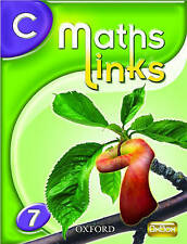 MathsLinks: 1: Y7 Students' Book C, Good Condition Book, Appleton, Marguerite, I