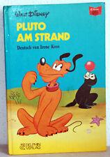 Walt Disney - PLUTO AM STRAND