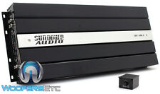 SUNDOWN AUDIO SAE-1100.5 5-CHANNEL COMPONENT SPEAKERS SUBWOOFER SYSTEM AMPLIFIER