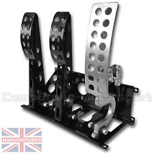 UNIVERSAL HYDRAULIC FLOOR MOUNTED CABLE PEDAL BOX ONLY CMB0666-CAB-BOX