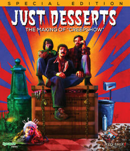 Just Desserts: The Making of Creepshow [New Blu-ray] Anamorphic, Widescreen