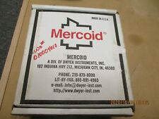 New Other Mercoid Dpa-33-127-62 Differential Pressure Switch, Original Package.