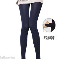 Winter Women Thick Warm Leggings Stockings Skinny Footless Slim Stretch Pants