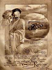 Svasso radioricevitore vintage pubblicità nuovo fine art print poster cc3150