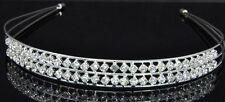 Silver Plated Bridal/Wedding Costume Hair & Head Jewellery