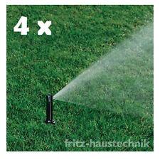 4 x Rainbird Versenkregner 3504 PC , Regner, Beregnung; Bewässerung