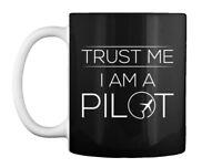 Printed Pilot Gift Coffee Mug Gift Coffee Mug
