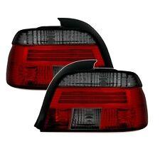 2 FEUX ARRIERE ROUGE ET NOIR BMW SERIE 5 E39 PHASE 1 DE 11/1995 A 08/2000