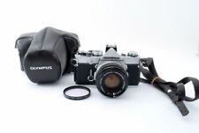 Olympus OM-1N 35mm SLR Camera w/ Zuiko 50mm f/1.8 Lens from Japan [Exc++++]