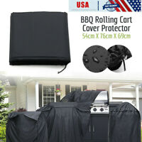 US Outdoor Barbecue BBQ Grill Cover Waterproof Protector For Weber Q 200 Series