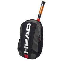 Head 2020 Elite Backpack Tennis Badminton Black Red Racquet Racket NWT 283759