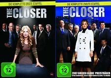 The Closer ( komplette 1 / 2 Staffel 8 DVDs ) mit Kyra Sedgwick, J.K. Simmons