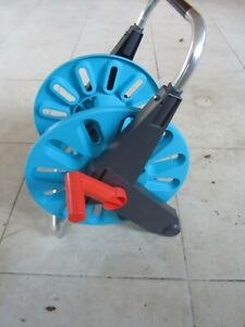 Near New GARDENA Classic Hose Reel Stand 50, use only once