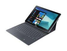 """Samsung Galaxy Book SM-W627 10.6"""" 4G Unlock Intel Core m3-7Y30 W10 2in1 - Silver"""