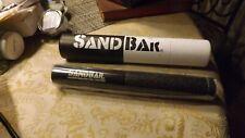15#E  New in Tube SandBar HandCare Kit Callus Remover Tool Industrial Grade Grit