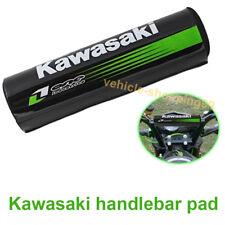 Kawasaki Handlebar Pad Black Motorcycle Crossbar Motocross Off Dirt Bike ATV Bar