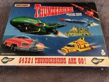 Matchbox Thunderbirds Rescue Pack ***FACTORY SEALED***