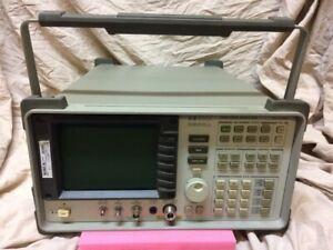MAKE OFFER   HP 8562A Spectrum Analyzer