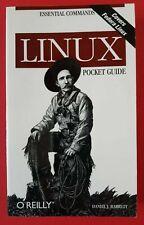 Linux Pocket Guide - Daniel J. Barrett 9780596006280 BRAND NEW