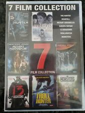 Action 7 Film Collection Dvd