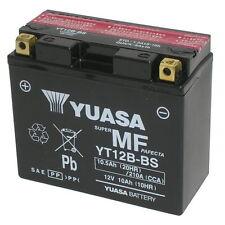 Batteria ORIGINALE Yuasa YT12B-BS Ducati Monster S4RS 998 06 08
