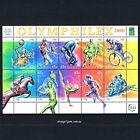 2000 - Australia - Olympic Sports Games - Olymphilex sheetlet of 10 - MNH