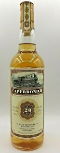 """(414,17€/) Caperdonich """" 20 Years Old Cask Strength """" Whisky 53,4% vol. 0,7 Ltr."""