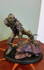 Moria Orc Archer Lord of the Rings Sideshow Weta LOTR RARE