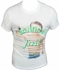 New Eleven Paris Mens T-Shirt Round Neck in White Colour Size M