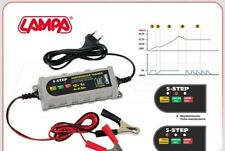 Lampa 70179 Amperomatic Caricabatteria 6/12v 0.8/4.2a