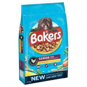 Bakers Senior Chicken & Vegetables Dog Food | Dogs