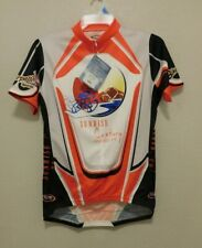 NEW Adult Sz XS Primal Jersey 3/4 Zip Cycling Shirt