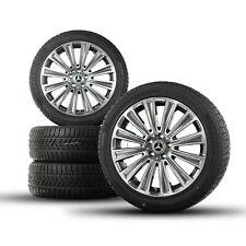 Mercedes 19 pouces jantes Classe E W213 AllTerrain pneus d'hiver roues d'hiver