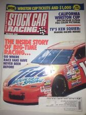 Stock Car Racing Magazine California Winston Ken Squier October 1997 040817NONRH