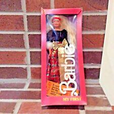 My First Barbie 1988